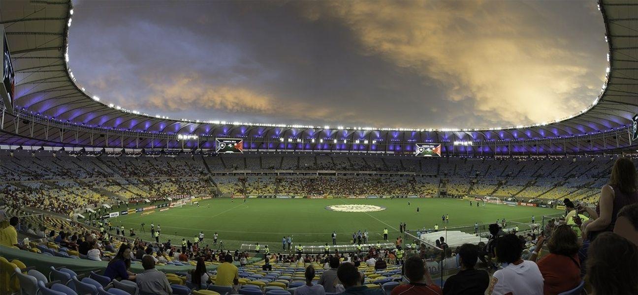 Maracanã Stadium Places to Visit in Rio de Janeiro