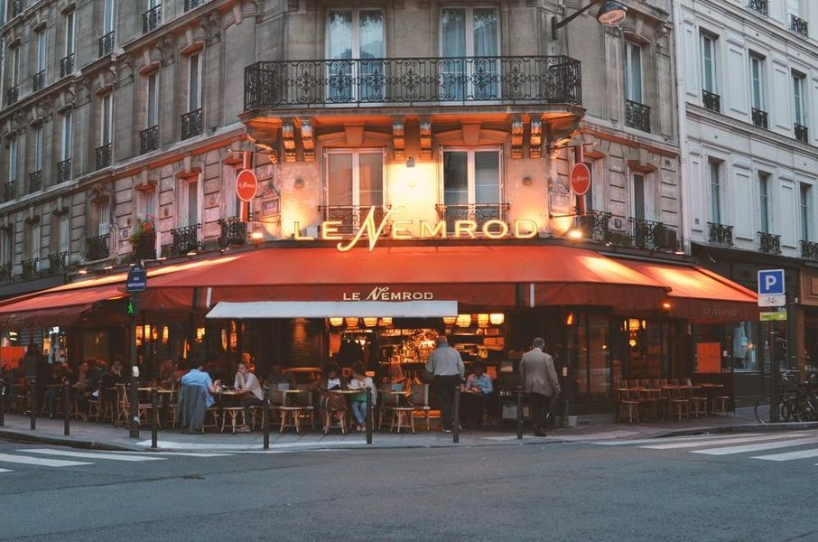 Paris Cafes Things to Do in France