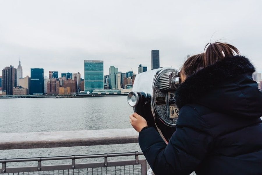 NYC is safe for solo female travelers