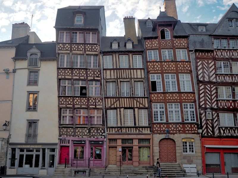 Rennes Best Cities to Visit in France