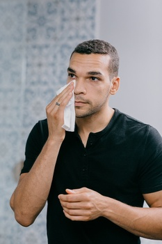 Personalized men's skincare