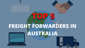 Top 5 Freight Forwarders in Australia Freight Forwarder Top Freight Forwarder
