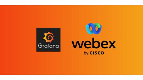 Monitoring Cisco webex with Grafana