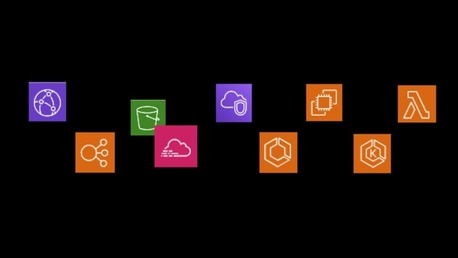AWS microservices overview
