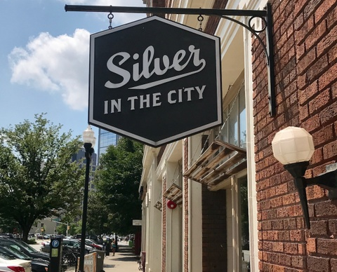 Open Doors: Indianapolis' Silver in the City, Indianapolis, IN