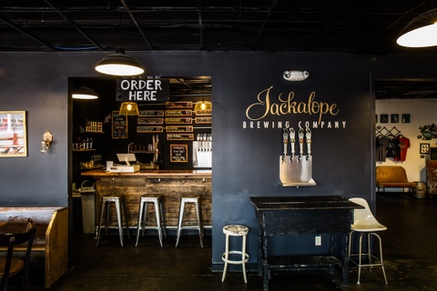 Open Doors: Jackalope Brewing Company in Nashville, Nashville, TN