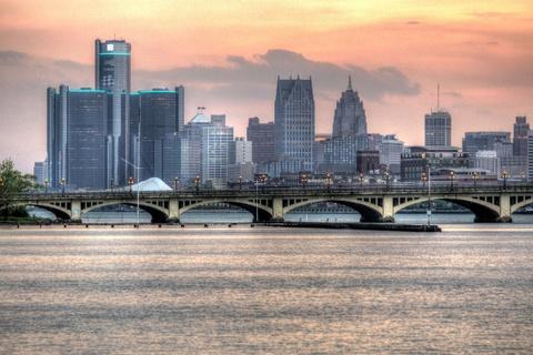 The History of Detroit, Motor City, Detroit, MI