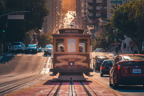 Image of The Best Ways to Get Around San Francisco