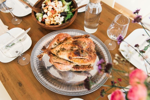 Image of 9 Tips for Hosting Thanksgiving In Your Small Apartment
