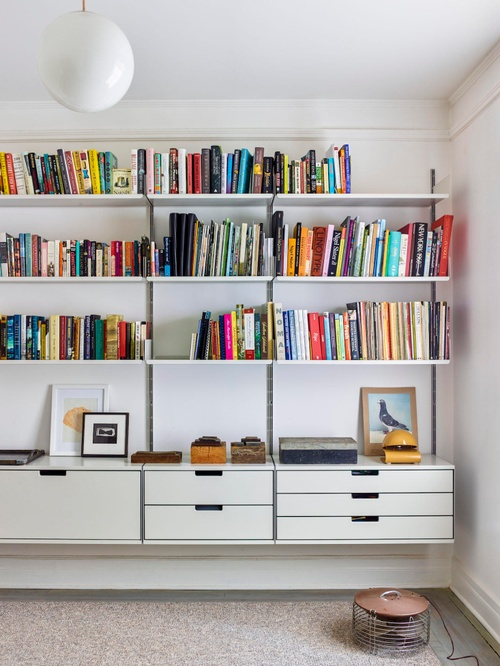 Image of 10 Storage Ideas to Steal from an Artfully Organized Apartment in New York City