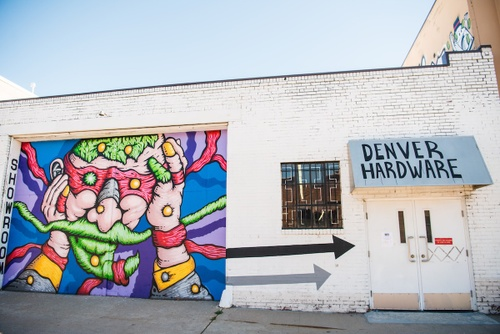 Image of Your Guide to Denver's Art Scene
