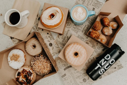 Image of Open Doors: Salty Donut & Coffee Bar in Miami