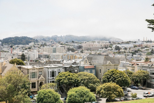 Image of Living in Pacific Heights, San Francisco