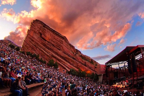Image of Local Advice: The Do's and Don'ts of Red Rocks Amphitheater