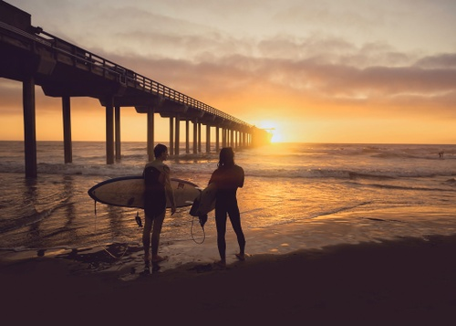 Image of 8 Best Beaches in San Diego