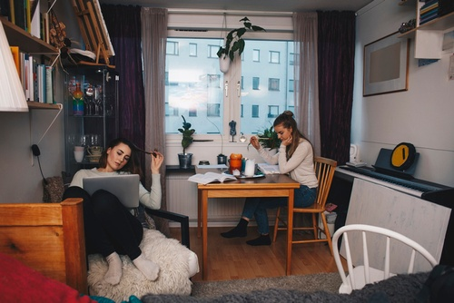 Image of How to Live with Roommates in the Age of Coronavirus
