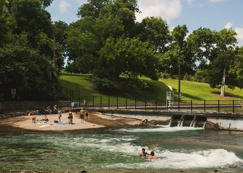 Image of Ways to Beat the Summer Heat in Austin