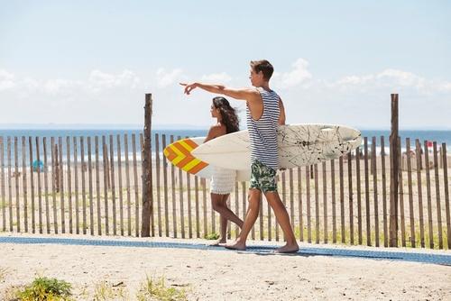 Image of The 4 Best Beaches Near Philadelphia: Asbury Park, Sea Isle, and Beyond