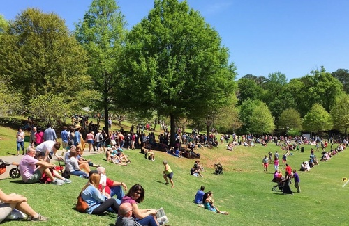 Image of 9 Atlanta Spring Festivals Not to Miss