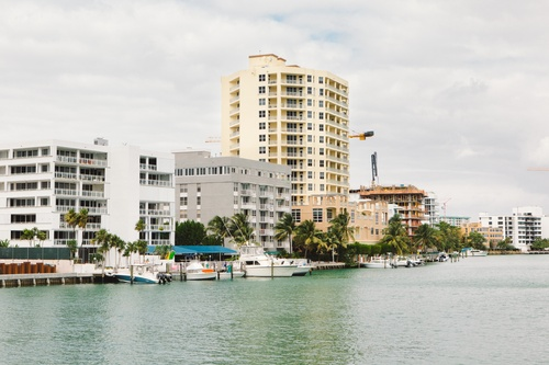 Image of Living in Miami Beach