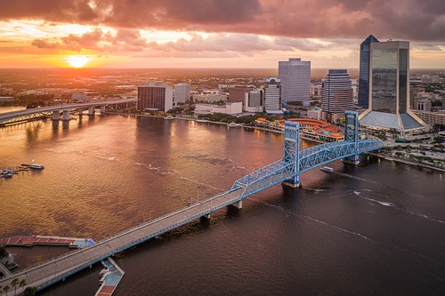 Image of The Transplant's Guide to Living in Jacksonville