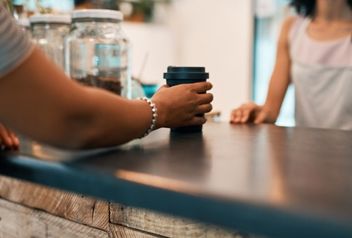 Image of Open Doors: San Francisco's Spin City Coffee Bar