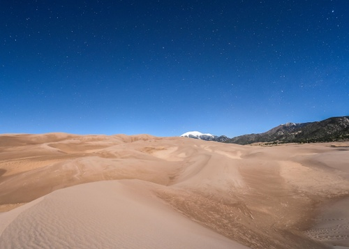 Image of A Local's Guide to Great Sand Dunes National Park