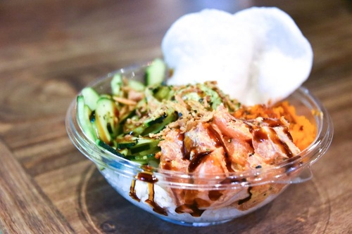 Image of Where To Get a Poke Bowl in Houston