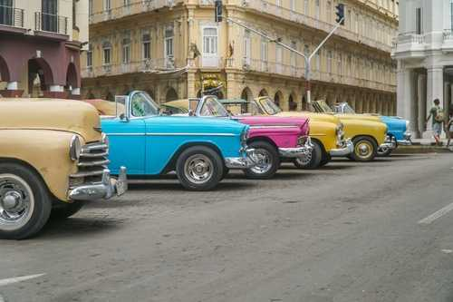 The Best and Worst Methods of Transportation in Cuba