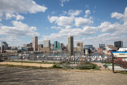 Image of Free Weekend Activities in Baltimore