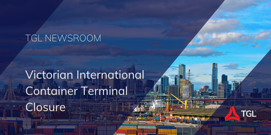 Victorian International Container Terminal (VICT) has ceased operations today due to 4 active Covid-19 cases in Melbourne. Read more.