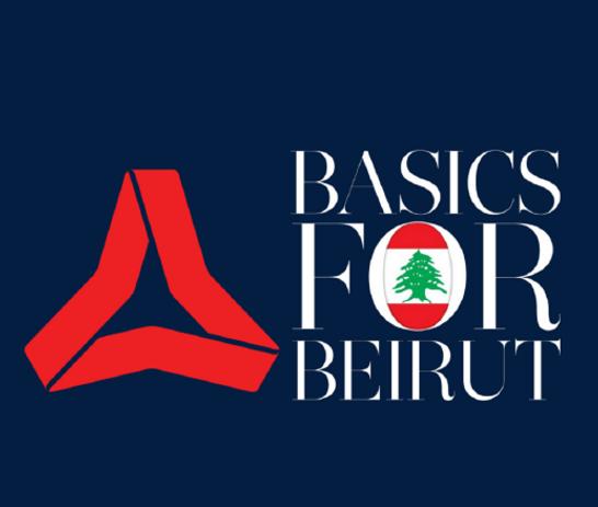 TGL Basics for Beirut Lebanon Charity After Explosion in Lebanon.