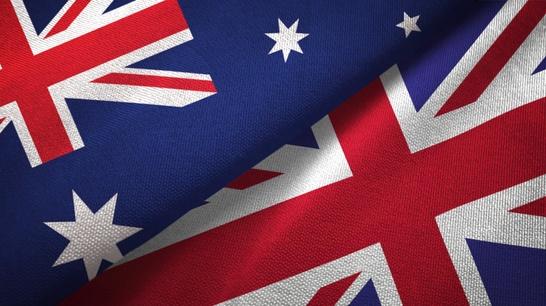 Australia UK Free Trade Agreement Talks June 2021