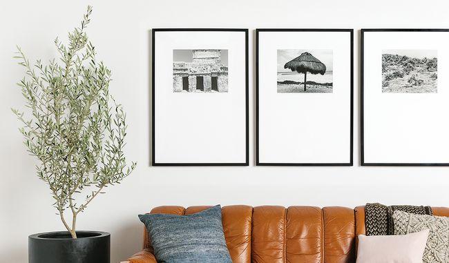 Online Custom Picture Frames & Art Framing | Framebridge