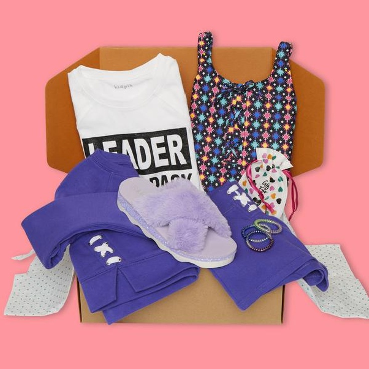 kidpik summer clothes box