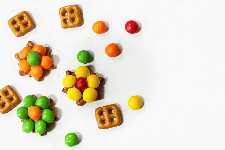 Candy pretzels