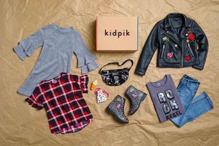 kidpik box laydown