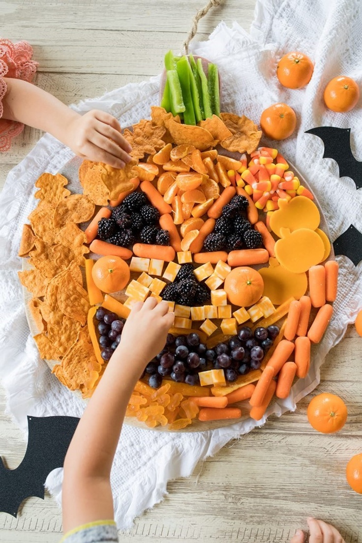 Pumpkin-Themed Treats