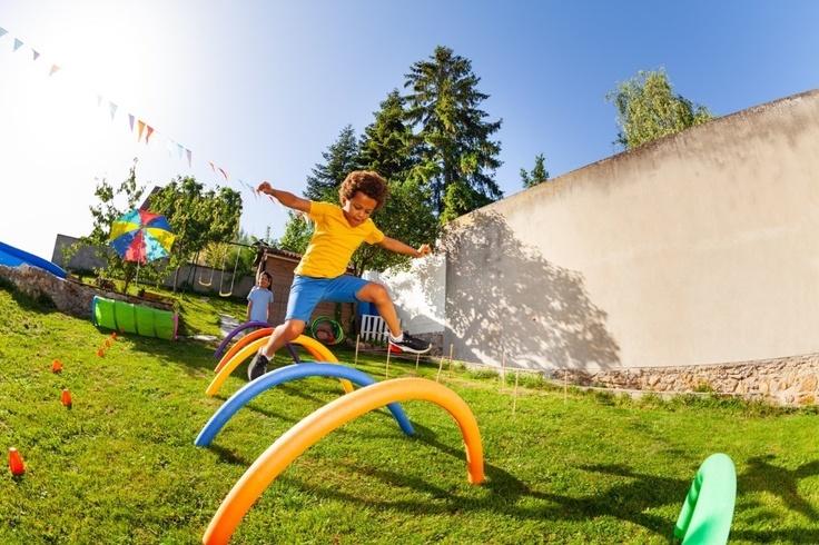 Plan Your Own Backyard Summer Camp