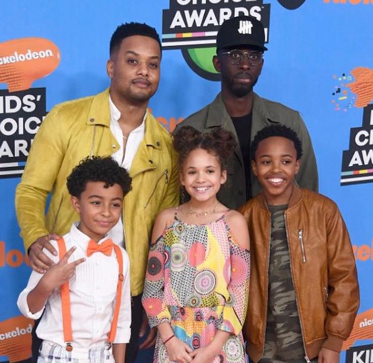 kidpik at the Kids Choice Awards