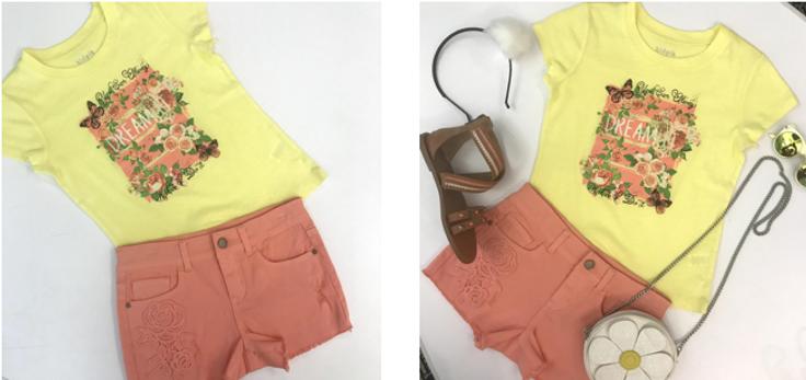 kidpik girl's clothes