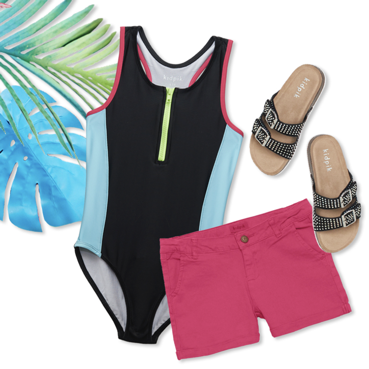 Bathing suit outfit