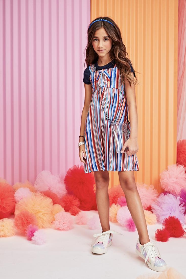 girl in kidpik dress
