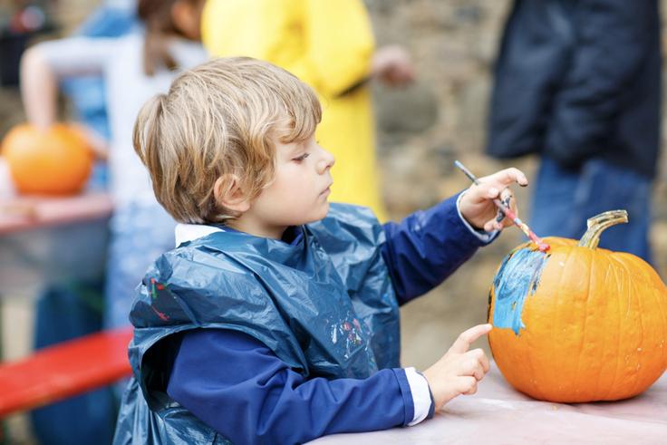 Fun Ways to Decorate Pumpkins!
