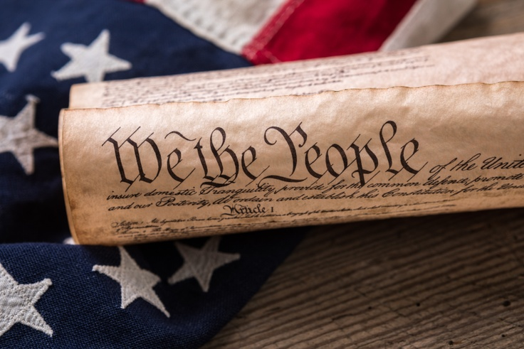 The Constitution: We Hold the People