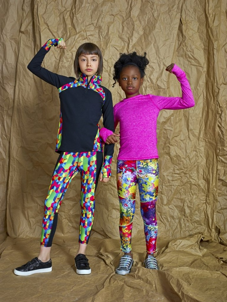 Girls in kidpik subscription outfits