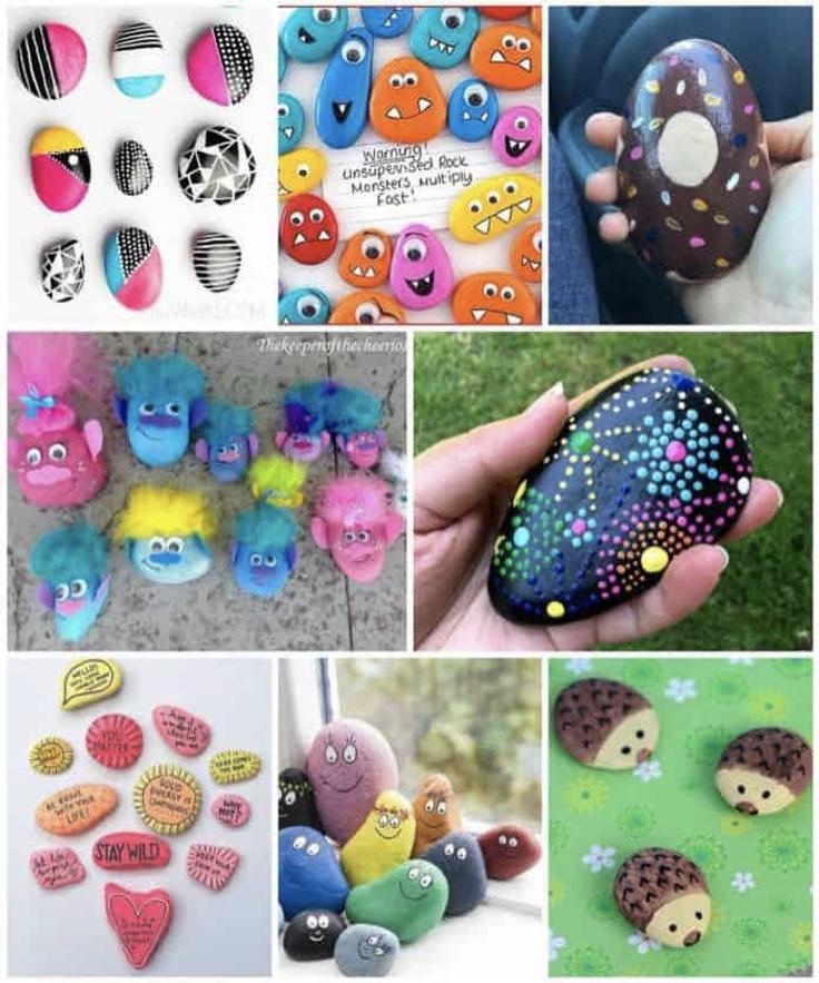 Positive Rocks DIY