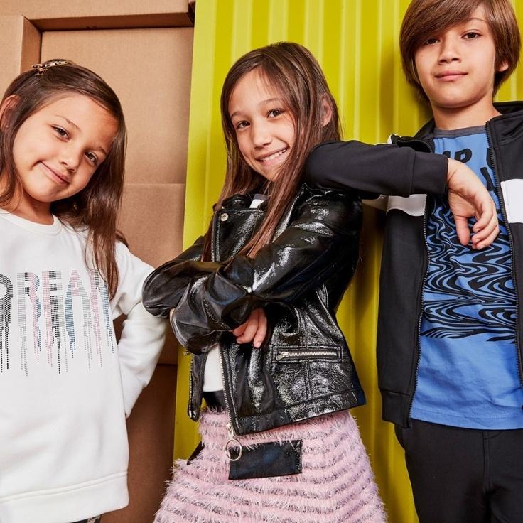 Cool kids in kidpik outfits