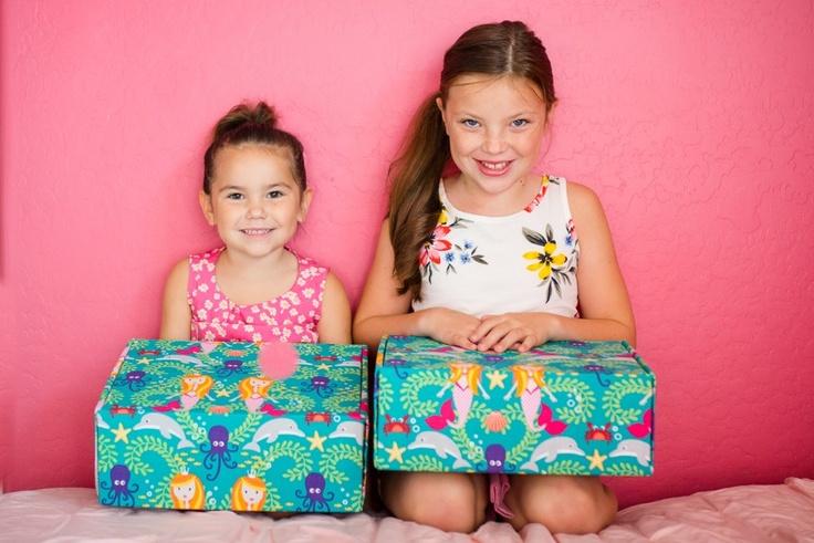 Girls and Summer Fun Travel Kit