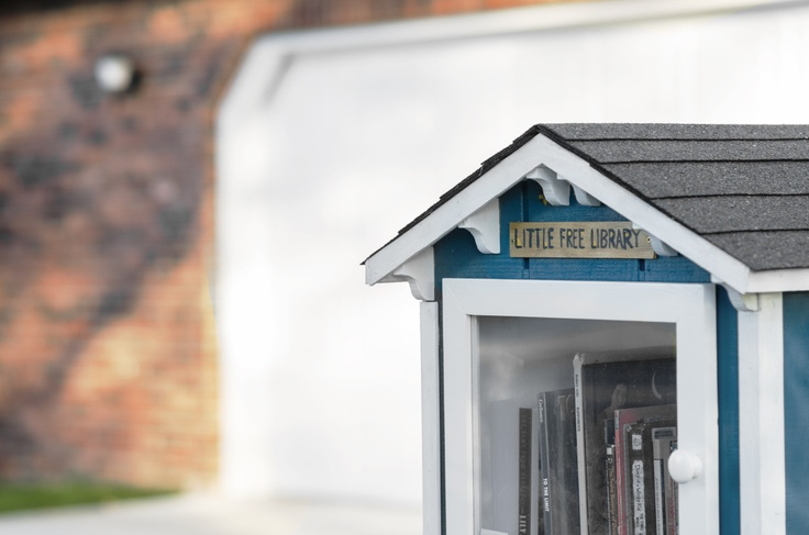 Library mailbox